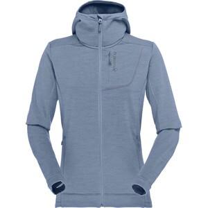 Norrøna Bitihorn Powerstretch Zip-Hood Fleece Jacket - Women's Top Reviews