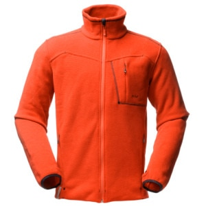 photo: Norrona Roldal Warm3 Jacket fleece jacket