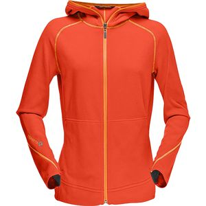 Norrøna /29 Warm 1 Full-Zip Fleece Hooded Jacket - Women's
