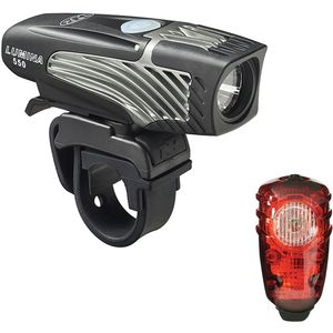 NiteRider Lumina 550/Solas 30 Combo Light Kit