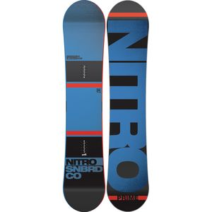 Nitro Prime Stacked Snowboard - Wide