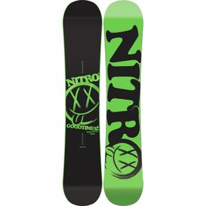 Nitro Good Times Snowboard - Wide