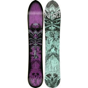 Nitro Slash Snowboard - Women's