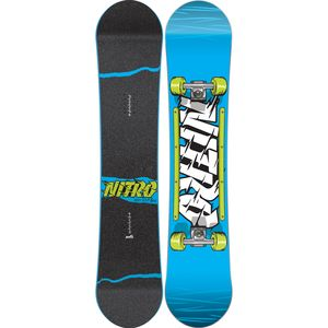 Nitro Ripper Snowboard - Kids' - Wide