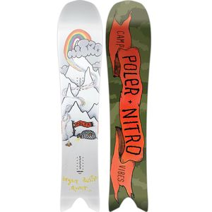 Nitro Quiver Treehugger Snowboard