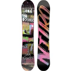 Nitro Sam Taxwood Pro One-Off Snowboard