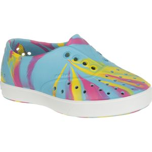 Native Shoes Miller Marbled Shoe - Toddler Girls'