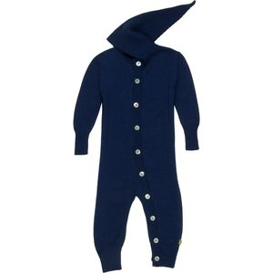 Nui Organics Milo Hooded Romper - Infant Boys'