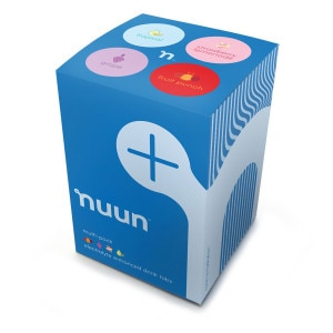 Nuun Mixed Fruit Nuun Tube - 4 Pack