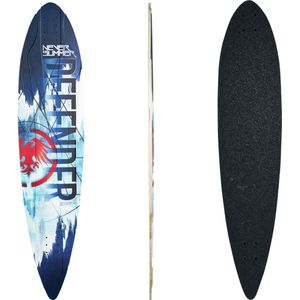Never Summer Defender Longboard