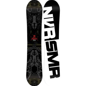 Never Summer Ripsaw X Snowboard - Wide