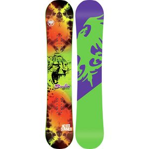 Never Summer Bantam Snowboard - Boys'
