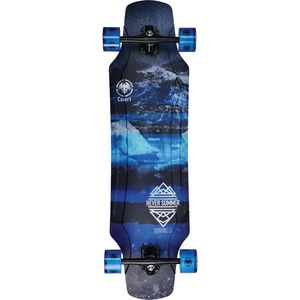 Never Summer Covert Complete Longboard