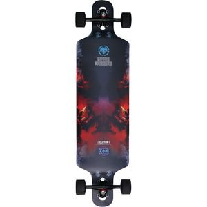 Never Summer Clutch Complete Longboard