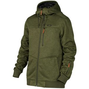 Oakley Slanty DWR Hooded Fleece Jacket - Men's