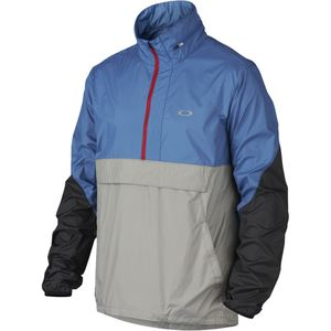 Oakley Century 1/2-Zip Windbreaker - Men's