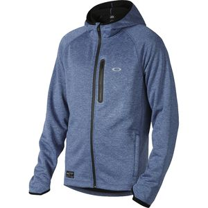Oakley Interval Tech Fleece Full-Zip Hooded Jacket - Men's