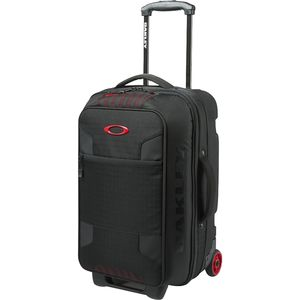 Oakley Long Weekend Carry On Rolling Gear Bag - 2441cu in