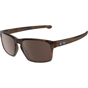 Oakley Silver Asian Fit Sunglasses