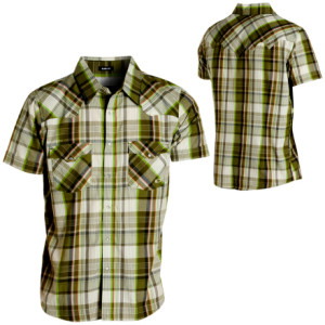 Oakley Revolver Woven Shirt - Short-Sleeve - Mens