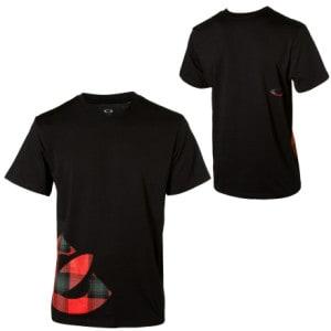 Oakley Helmet Plaid T-Shirt - Short-Sleeve - Mens