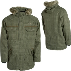 Oakley Glacier Anorak Insulated Jacket - Mens