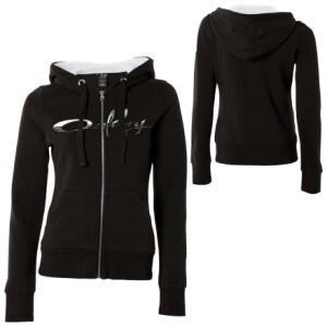 Oakley Split Script Full-Zip Hooded Sweatshirt - Womens