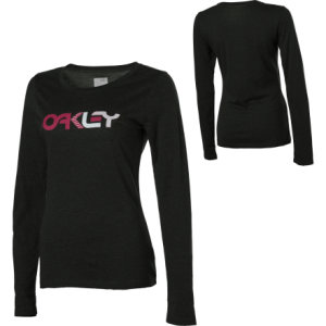 Oakley Retro Lines T-Shirt - Long-Sleeve - Womens