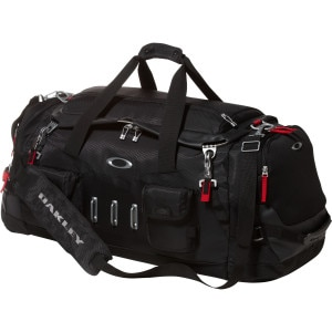 Oakley Hot Tub Rolling Duffel Bag - 6102cu in