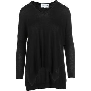 Olive and Oak Relaxed V-Neck Sweater - Women's