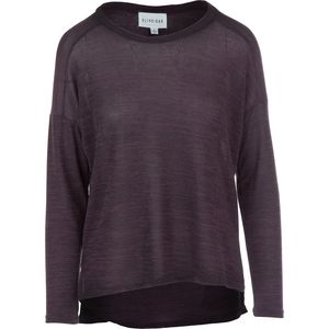Olive and Oak Relaxed Crew Sweater - Women's