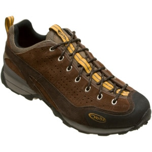 photo: Oboz Men's Teton Suede trail shoe