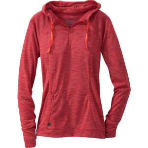 Outdoor Research Flyway Zip Hooded Shirt - Long-Sleeve - Women's