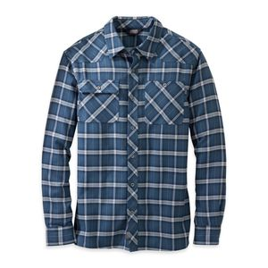 Outdoor Research Feedback Flannel Shirt - Long-Sleeve - Men's