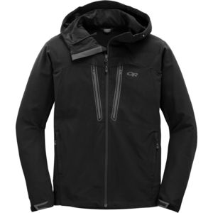 Outdoor ResearchFerrosi Summit Hooded Softshell Jacket - Men's