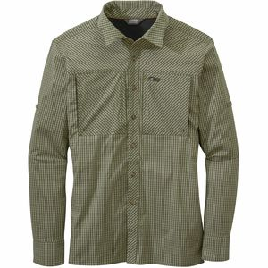 Outdoor ResearchBaja Sun Long-Sleeve Shirt - Men's
