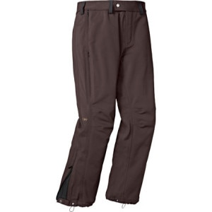 photo: Outdoor Research Solitude Pants soft shell pant