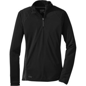 Outdoor Research Essence Long-Sleeve Zip Top - Women's
