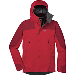 photo: Outdoor Research Tremor Jacket soft shell jacket