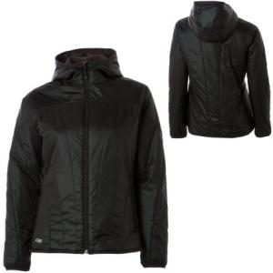 photo: Outdoor Research Women's Neoplume Jacket synthetic insulated jacket