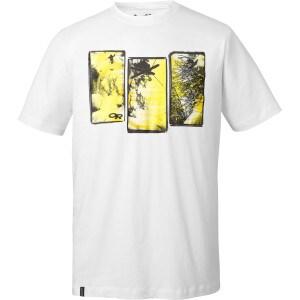 Outdoor Research Cold Smoke Tech Shirt - Short-Sleeve - Men's