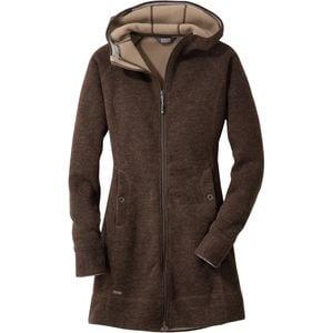Outdoor Research Salida Long Fleece Hooded Jacket - Women's Sale