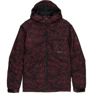 O'Neill Flux Print Jacket - Boys'