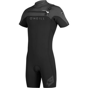 O'Neill Hyperfreak Front-Zip Short-Sleeve Springsuit - Men's
