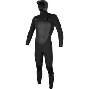 O'Neill Superfreak 5/4 F.U.Z.E. Hooded Wetsuit - Men's
