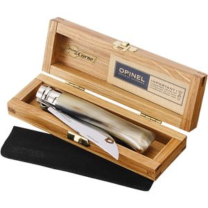 Opinel Luxury Tradition Knife - Wooden Box