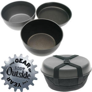Optimus Terra Cookset