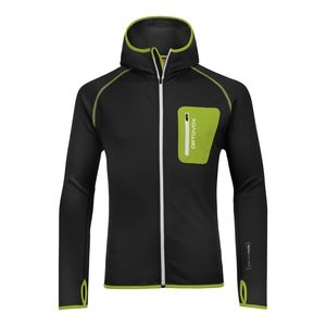 Ortovox Merino Fleece Hooded Jacket - Men's