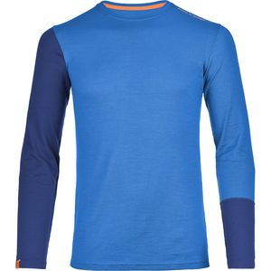 Ortovox 185 Rock N Wool Long-Sleeve Top - Men's