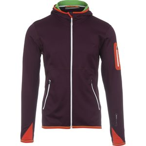 Ortovox Merino Fleece Light Hooded Jacket - Men's